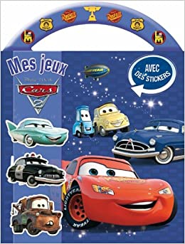 cars 2 mes jeux a poignee 9782014600247 books. Black Bedroom Furniture Sets. Home Design Ideas