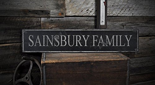 sainsbury-family-rustic-hand-made-vintage-lastname-wooden-sign-55-x-24-inches