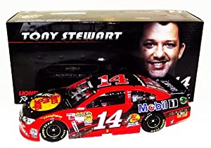AUTOGRAPHED 2014 Tony Stewart #14 BASS PRO SHOPS (Lionel) 1 24 NASCAR SIGNED Diecast... by Trackside Autographs