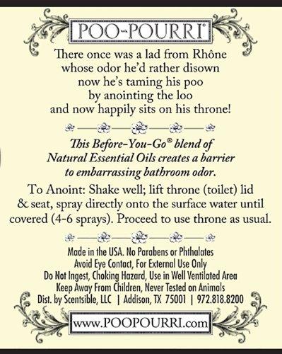 Toilet Spray Before You Go