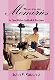 img - for Thanks for the Memories: An Open Kitchen Cookbook & Travelogue book / textbook / text book
