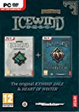 Icewind Dale and Heart of Winter Expansion - Double Pack (PC DVD) [Importación inglesa]