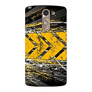 Special Forward Abstract Back Case Cover for LG G3 Stylus