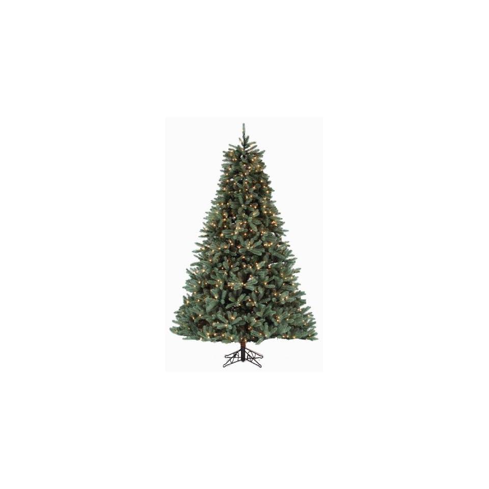 9 Foot Blue Grand Artificial Noble Fir Christmas Trees [169638]
