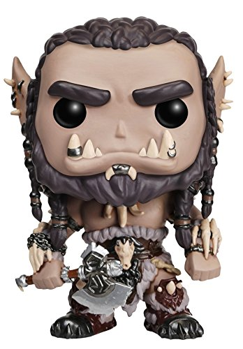 Funko POP Movies: Warcraft - Durotan Action Figure