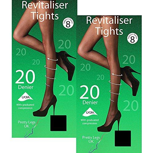 pretty-legs-revitaliser-20-denier-compression-support-tights-2-pair-pack-m-l-45-52-hip-black
