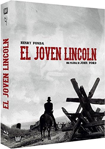 El Joven Lincoln Blu-Ray Edición Limitada [Blu-ray]