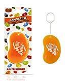 Jelly Belly 15212 3d Jelly Bean Air Freshener - Tangerine