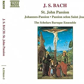 St. John Passion, BWV 245: Part 2 No. 30: Arie - Es ist vollbracht!