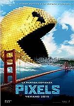 Pixels (BD 3D) [Blu-ray]