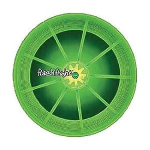 Nite Ize Flashflight Mini Disc (Green, Small)