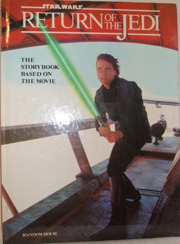 Return Of The Jedi: The Storybook Based On The Movie front-991195