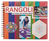 Rangoli: An Indian Art Activity Book (Parents' Choice Recommended)