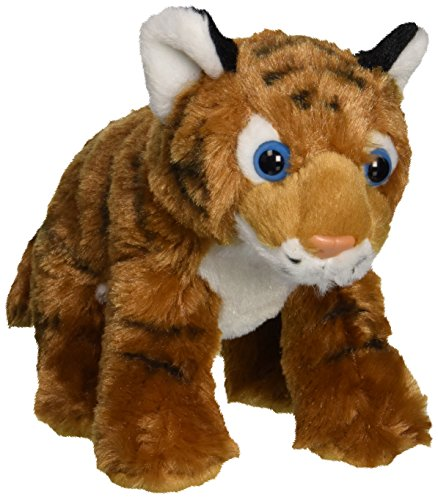 "Wild Republic CK-Mini Tiger Baby 8"" Animal Plush"