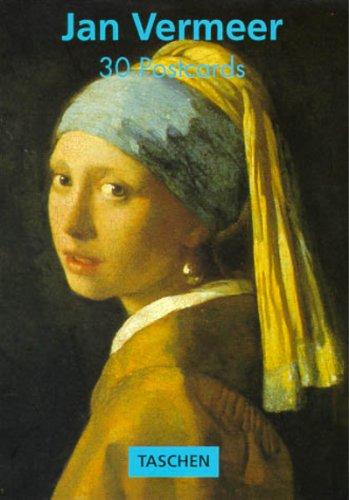 Vermeer Postcardbooks