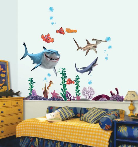 Finding Nemo Wall Decals | Invented4You
