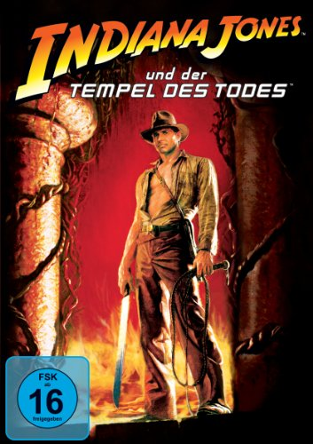 Indiana Jones 2 - Tempel Des Todes