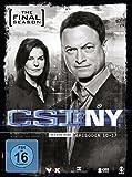 CSI: NY - Season 9.2: The Final Season [Limited Edition] [3 DVDs]