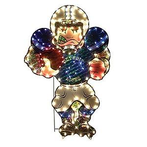Detroit Lions Lawn Figure by SC Sports