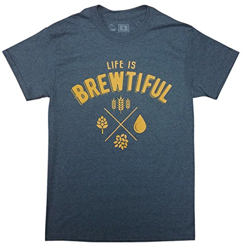 10oz Apparel Shirt Brewtiful Heather