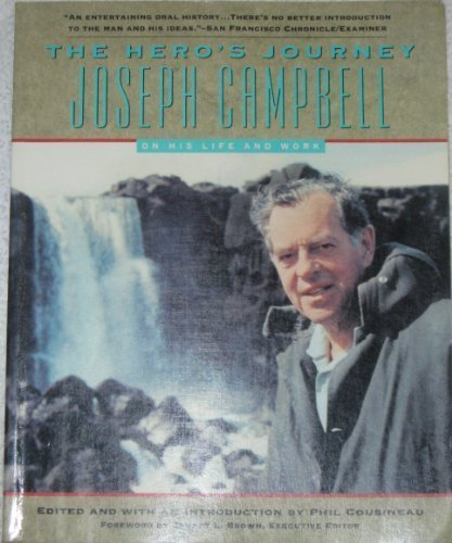 1 the application of joseph campbell s notion of the literary journey consisting of a departure init Perlmutter's thirty-year record of productions for public television has included the great american dream machine, adam smith's money world, and, with bill moyers, the public mind and joseph campbell and the power of myth.
