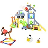 Picture Of Angry Birds K'nex Mission Mayham & Hammin Around Value Pack with 2 Bonus Character Sets