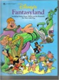 Disney's Fantasyland: Including Mother Goose, Mickey and the Beanstalk, the Three Little Pigs (0307657531) by Walt Disney Company