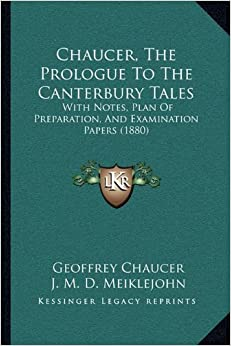 essays on the canterbury tales