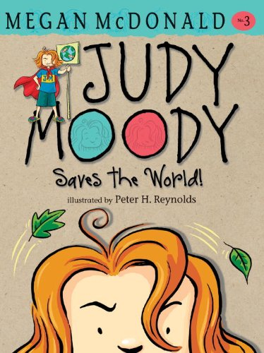 Image of Judy Moody Saves the World! (Book #3)