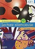 Lecture silencieuse, CE1 : 16 dossiers documentaires, un conte