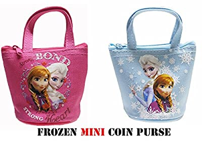 Disney Frozen Mini Coin Purse (2 Purses) from Disney