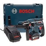 Bosch 0611904076 18 V Li-Ion SDS Plus Cordless Rotary Brushless Hammer Drill in L-Boxx