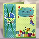 BABY BOY PHOTO ALBUM (BLUE