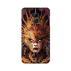 Mobicture Girl Abstract Premium Printed Case For Coolpad Note 3
