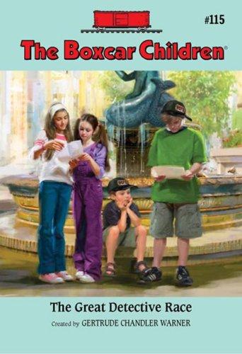 The Great Detective Race (Boxcar Children Mysteries, #115), Gertrude Chandler Warner