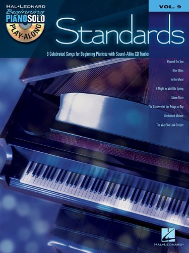 Beginning Piano Solo Play-Along: 9