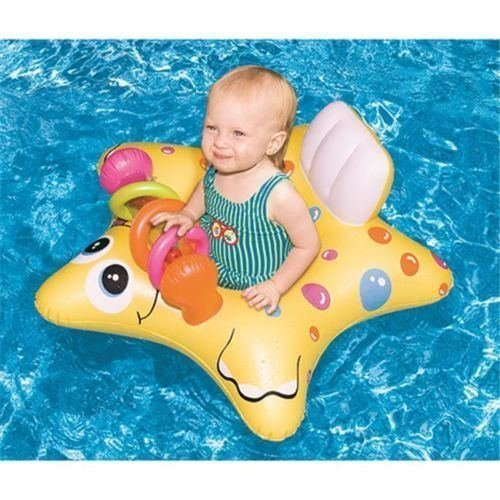 Inflatable Starfish BABY Seat pool FLOAT Colorful beach SAFE Toys lake 90253 by Sawan Shop jetzt bestellen
