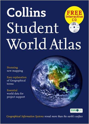 Collins Student World Atlas (Collins Student Atlas) PDF