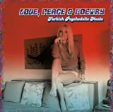 Various Artists Love Peace and Poetry Vol.9: Turkish Psychedelic Music [VINYL]