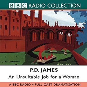 An Unsuitable Job for a Woman Radio/TV Program