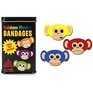 Crazy and Zany Band Aids