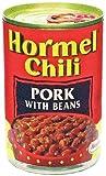 Hormel Chili ホーメルチリ ポーク ウィズ ビーンズ 425g×3