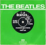 penny lane / strawberry fields forever + 2 45 rpm single