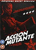 Mutant Action ( Acción mutante ) ( Action mutante ) [ NON-USA FORMAT, PAL, Reg.2 Import - United Kingdom ]