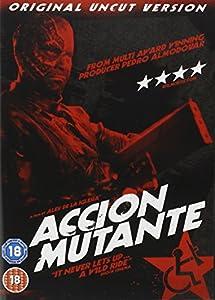 Accion Mutante [1993] [DVD]
