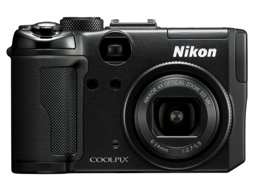 Nikon Coolpix P6000 is one of the Best Compact Digital Cameras Overall Under $1000