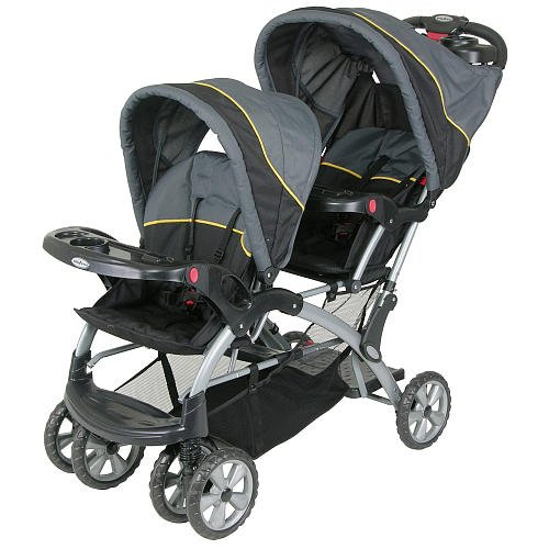 Baby Trend Sit 'n Stand Double Baby Stroller - Sonic