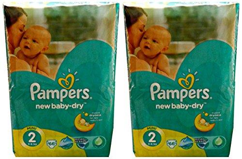 pampers-lot-de-132-2x66-couches-baby-dry-pour-nouveau-ne-taille-2-3-6-kg-coton-doux