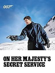 On Her Majesty\'s Secret Service