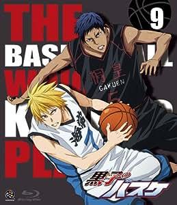 黒子のバスケ 9 [Blu-ray]